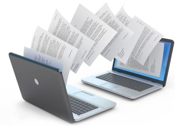 Законопроект об электронном документообороте принят в первом чтении