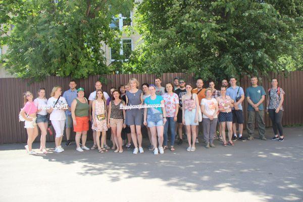 Профсоюзный квест прошел в субботу в Великом Новгороде