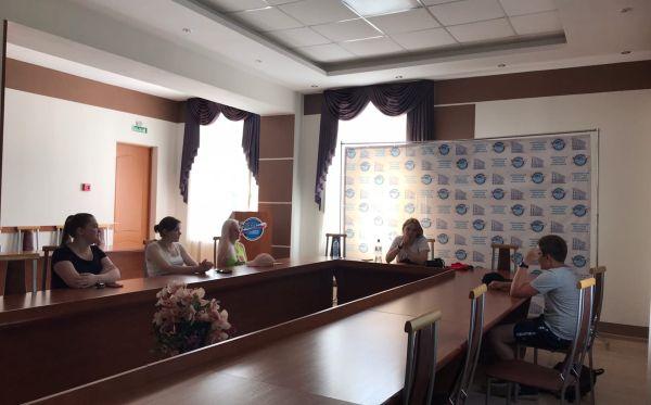 Волонтеры «ПрофСтарт» обсудили планы на лето