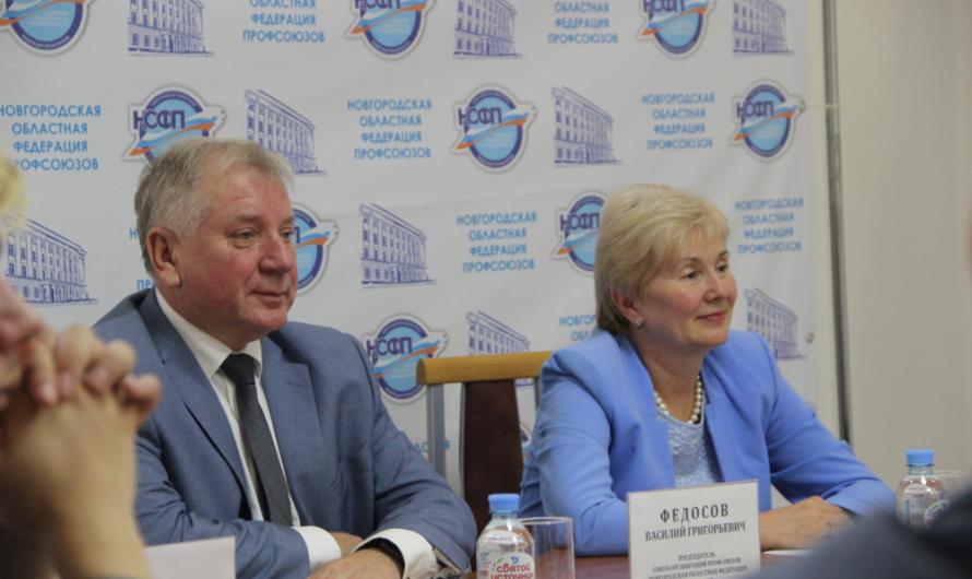 Ольга Федулова встретилась с молодежью