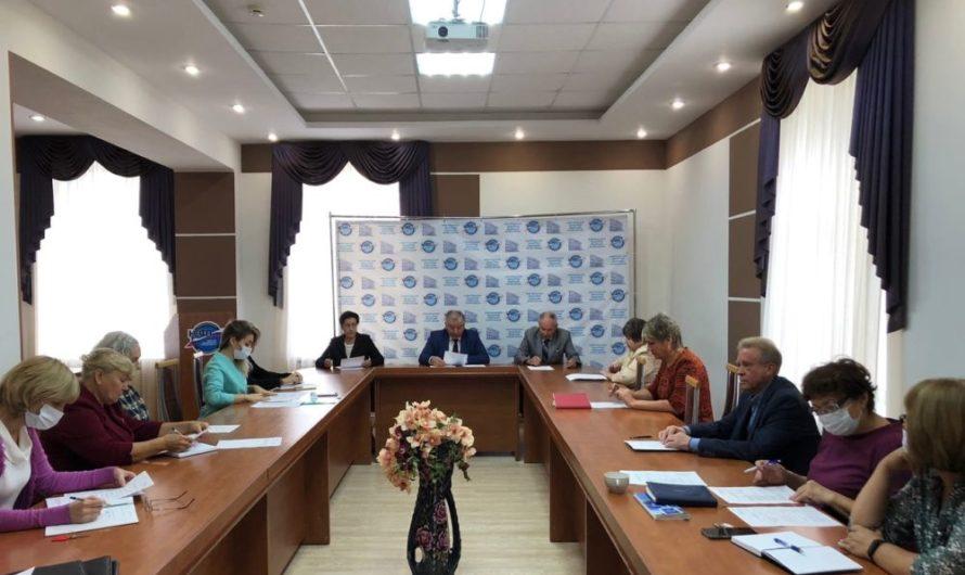 Оргкомитет определил мероприятия к празднованию 30-летия НОФП