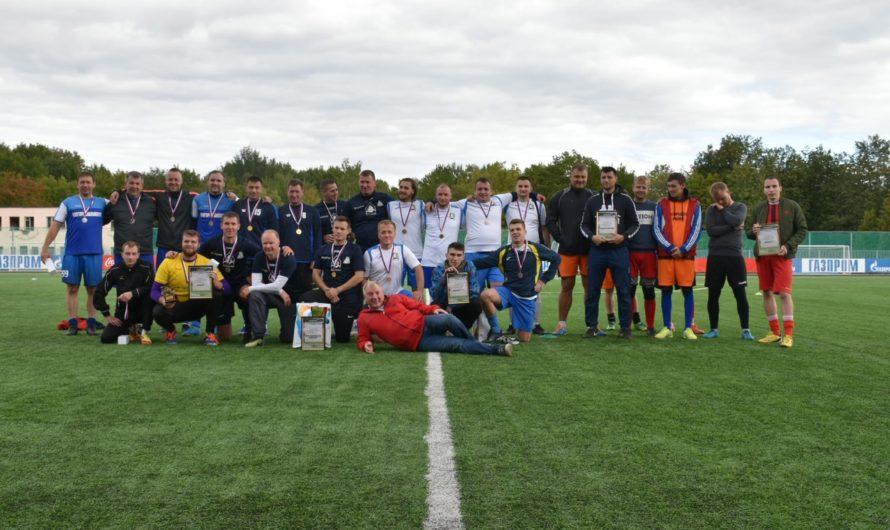 Турнир по мини-футболу на кубок Председателя НОФП