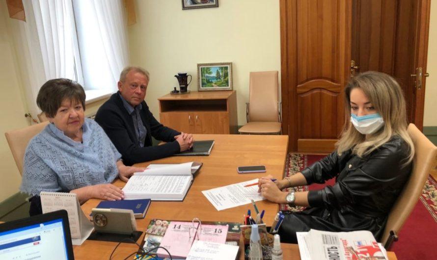 Организационный комитет обсудил ППО, представленные на конкурс